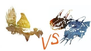 Sand King VS Jakiro(Dota 2 mid only)