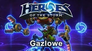 Heroes of the Storm - Gazlowe (Gameplay)