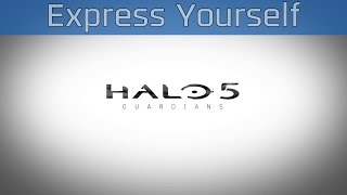 Halo 5: Guardians - Battle of Shadow and Light Express Yourself [HD 1080P/60FPS]