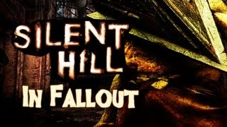 Fallout New Vegas Silent Hill Mod! Creepiest Quest Mod Ever? (Episode 1)