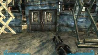 Fallout 3 - Razing Paradise Falls - THE WAR OF NORTHERN AGGRESSION