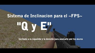 FPS Sistema de Inclinaci
