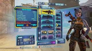 Borderlands 2 - All Pearlescent Weapons and Ancient Relics