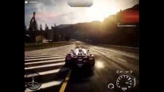 Need for speed Rivals Koenigsegg Agera R
