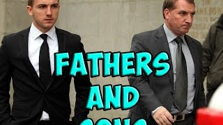 FIFA 15 ОТЦЫ И ДЕТИ. FATHERS AND SONS. ZIDANE,SCHMEICHEL и др.