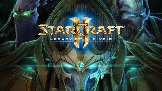 StarCraft 2 Legacy of the void ИГРОФИЛЬМ
