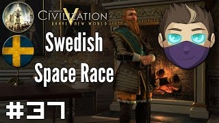 Civilization V: Swedish Space Race #37 - Expanding the Empire