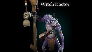 Dota 2 Guide - Witch Doctor(Дота 2 Гайд - Витч Доктор)