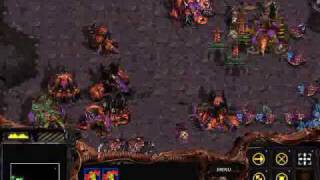 "Starcraft Brood War - Zerg 08 ""To Slay the Beast"" in 10:54 - Part 1/2"