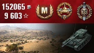 World of Tanks - AMX 13 90 | 6444 Damage, Ace Tanker & Top Gun