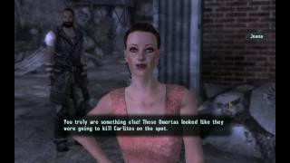 Fallout: New Vegas Side Quests - Bye Bye Love (Gomorrah)