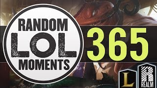 ® Random LoL Moments | Episode 365 (League of Legends)