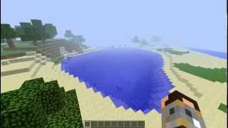 Ключи для minecraft #8 Голубая лагуна / Keys for minecraft # 8 Blue Lagoon