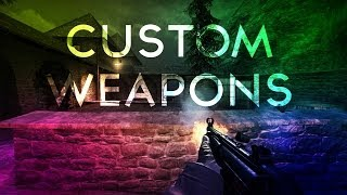 CS-GO | Custom Weapons