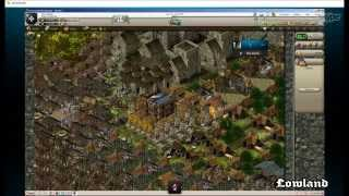 Stronghold Kingdoms Tutorial - Expert analysis on a warrior village building placement