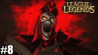 League of Legends #8 [Press R to win]