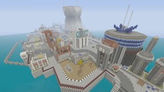 Minecraft xbox Epic Structures: Flying J 22's Call of Duty Black Ops 2 Meltdown Multi-Game Map