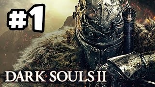 Dark Souls 2 Walkthrough PART 1 Let's Play Gameplay Playthrough (Xbox 360/PS3/PC HD)
