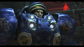 StarCraft 2: Talking More with Tychus in 1080p