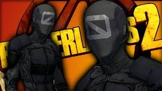 Borderlands 2 How to Get Dark Night Skin For Zero (tutorial)