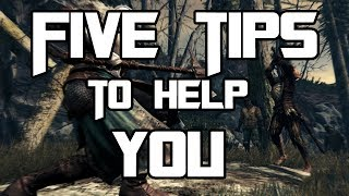 Dark Souls 2: (Spoiler Free) 5 Useful Tips for a new character