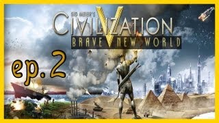 Культурная Война в Sid Meier's Civilization V: Brave New World #2
