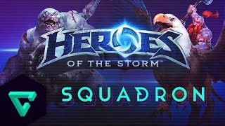"Heroes of the Storm : ""Three Days Lag"" (Gameplay) 