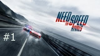 NEED FOR SPEED RIVALS (#1) [Карьера за копа]