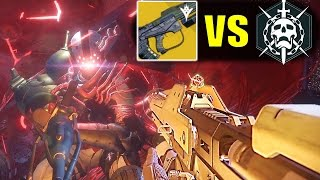 Destiny: No Time to Explain vs Wrath of the Machine Raid!