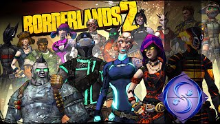 Borderlands 2. Vault Hunters Wanted. #1.