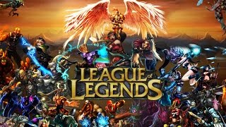 League of Legends {LoL} [Ashe] RUS 13.11.2014