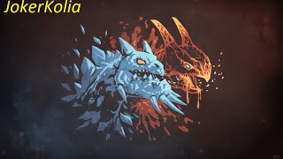 Let's play Dota 2 guide Jakiro [ гайд Джакиро] from JokerKolia