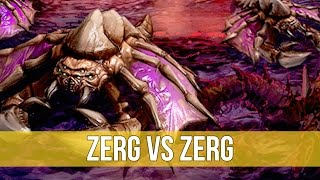 StarCraft 2: Legacy of the Void - The Current State of Zerg vs Zerg!