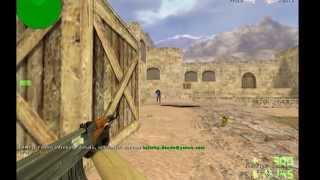 Counter Strike 1.6 config default [Steam Only]