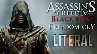 Литерал - Assassins Creed Freedom Cry
