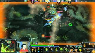 Dota 2 Gameplay Dota 2 Earth Spirit Gameplay with Commentary