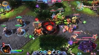 Heroes Of The Storm: #10 Азмодан