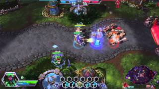 Heroes of the Storm - Малфурион (Быстрая Игра) СЛИВ