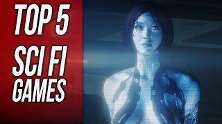 Top 5 Sci Fi Games (Mass Effect 3, Dead Space 3, Deus Ex, Halo 4, Bioshock Infinite)