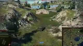 World of Tanks стандартный бой