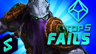 Top Fails of the Week in Heroes of the Storm | Ep. 24 w/ MFPallytime | Fails Compilation