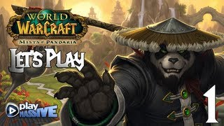 Let's Play WoW: Mists of Pandaria #001 - Hijuga im Pandaren-Land!