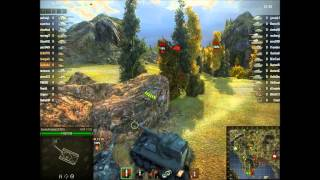 World of Tanks AMX 13 90 Wolf pack Game 11
