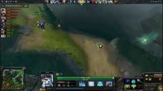 Dota 2 madafaka gameplay: Tusk
