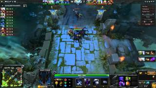Dota 2 Wolverine plays Night Stalker