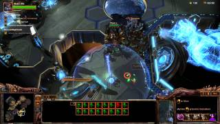 Let's Play StarCraft 2 HotS Campaign - 21 - Protoss Ship Infested!