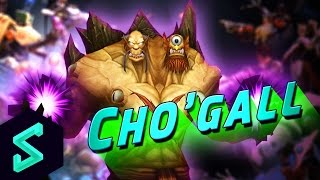 New Cho'gall & Towers of Doom Gameplay | Heroes of the Storm Gameplay | BlizzCon w/MFPallytime