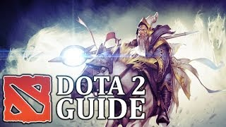 Dota 2 Guide Keeper of the Light - Гайд На Котла