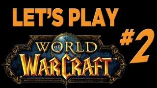 Let's Play World Of Warcraft - Part 2 - Night Elf Druid: Beginning (#2)