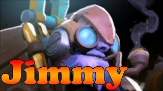 Dota 2 - Jimmy 5k MMR Plays Tinker - Subscriber Gameplay